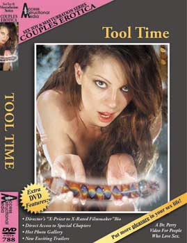 Tool Time - Fun with sex toys